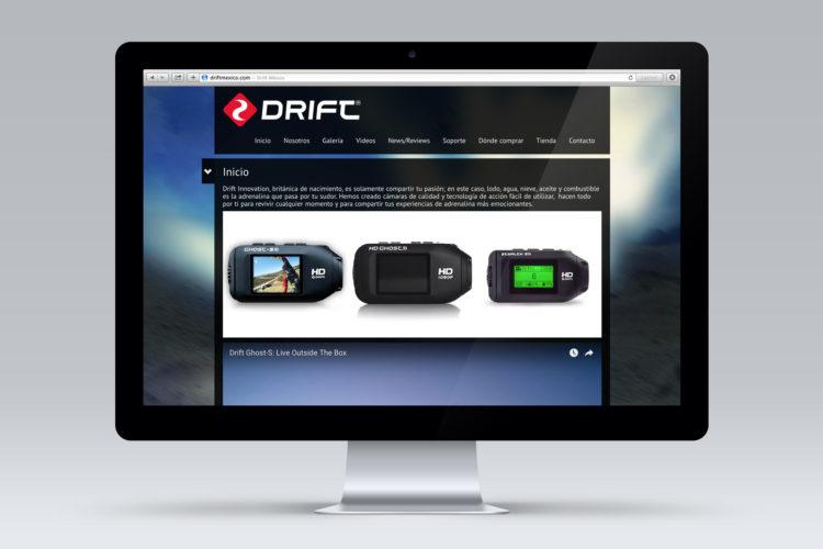 dm-web-drift