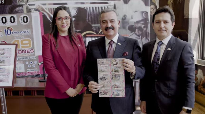 Lotería Nacional Uni-Trade