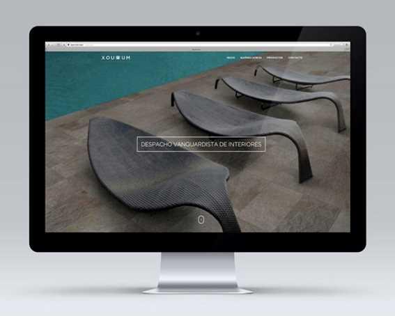 Sitio web Xourrum