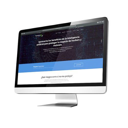 Web Tecpron