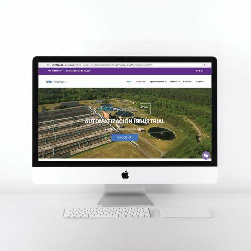 Web InfoPortal