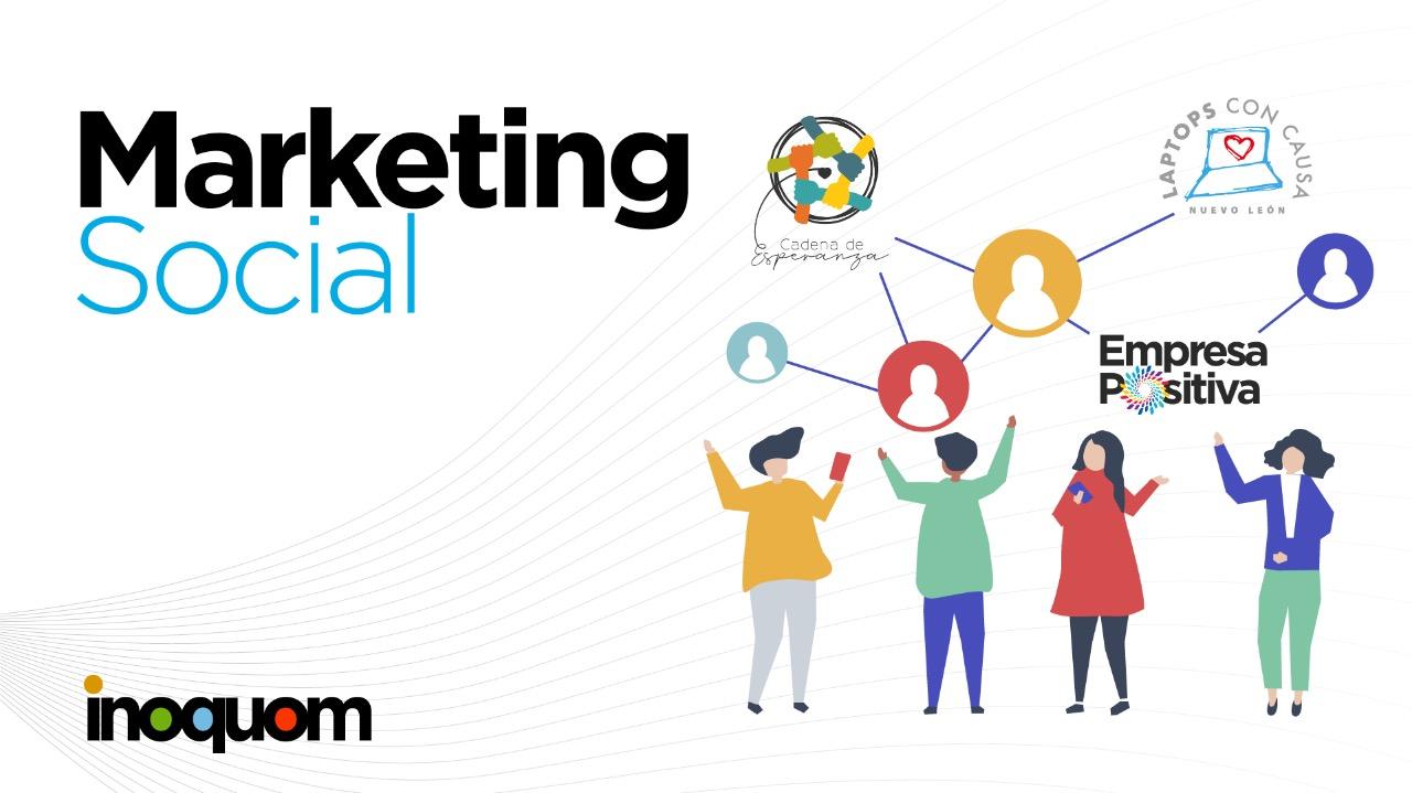 Marketing social iniciativas